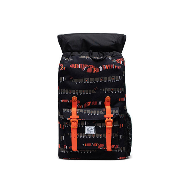Herschel Little America Youth Creepers Black