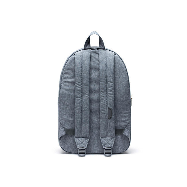 Herschel Settlement Light Raven Crosshatch