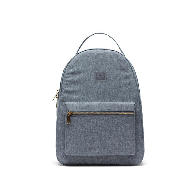Herschel Nova Mid-Volume Light Raven Crosshatch