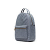 Herschel Nova Small Light Raven Crosshatch