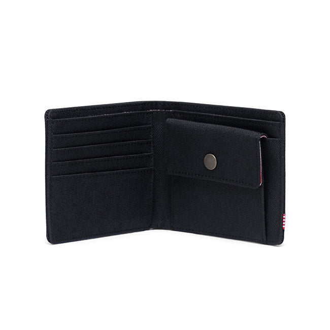 Herschel Roy Coin XL Black