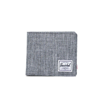 Herschel Roy Coin XL Raven Crosshatch
