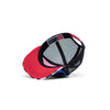 Herschel Whaler Mesh Soft Brim Youth Multi Check Amparo Blue/Checker Black/White/Red