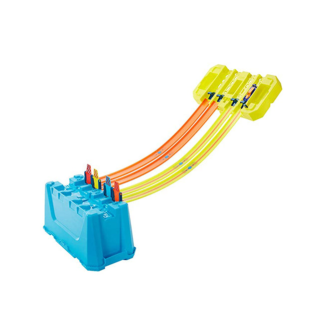 Hot Wheels Track Builder Multi-Lane Speed Box