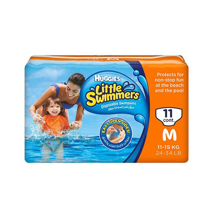 Huggies Little Swimmer Swimming Diapers - M