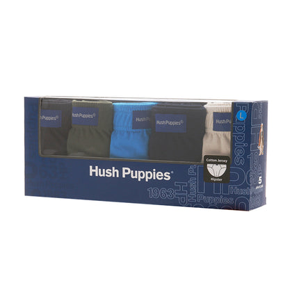 Hush Puppies Briefs (5-pc pack)