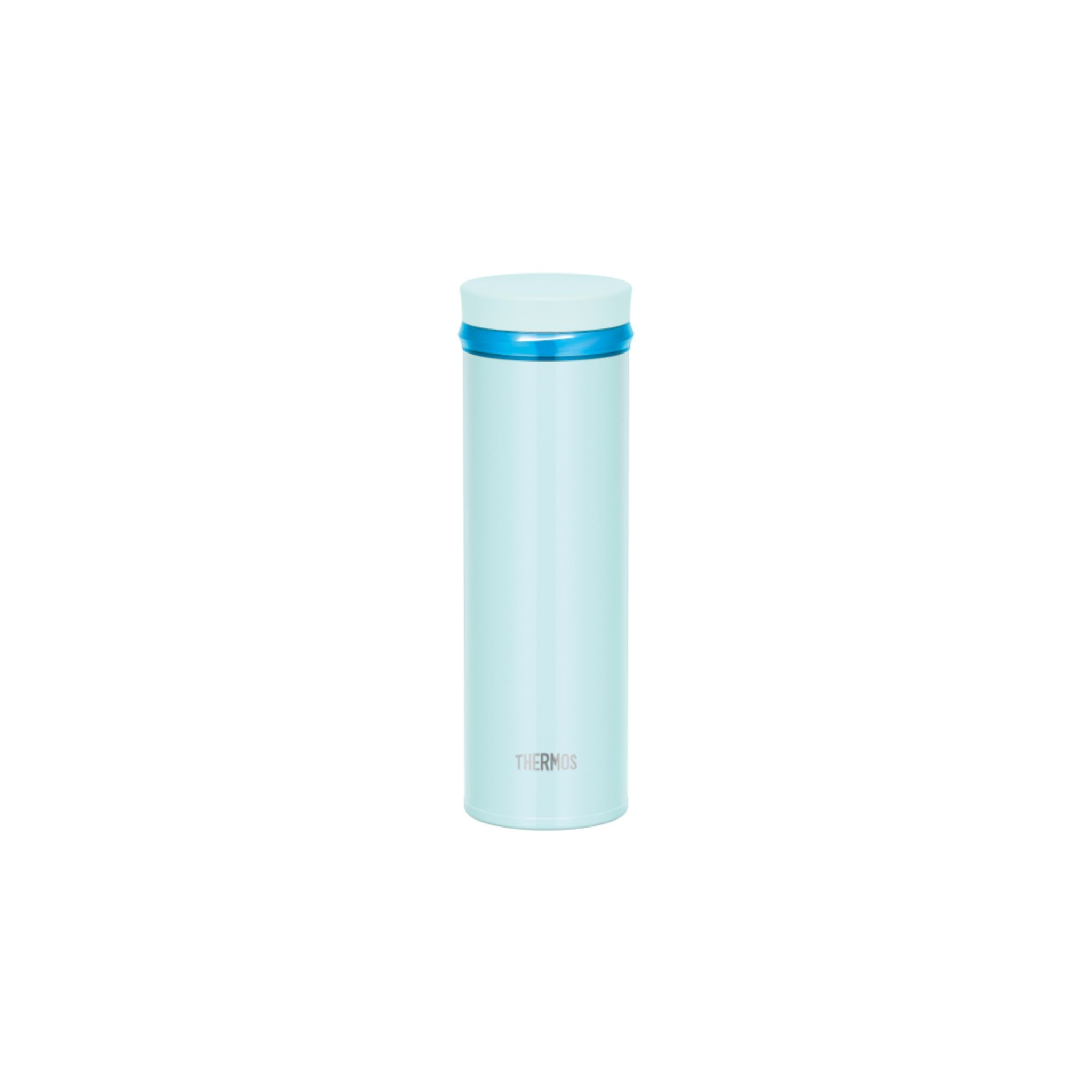 Thermos 0.5L Stainless Steel Vacuum Insulation Tumbler - Shiny Blue