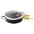 Kitchenaid 28cm Cover Skillet With Glass Lid + 20cm Frypan