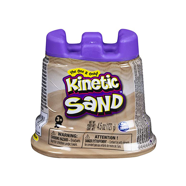 Kinetic Sand Single Container 4.5oz - Sand