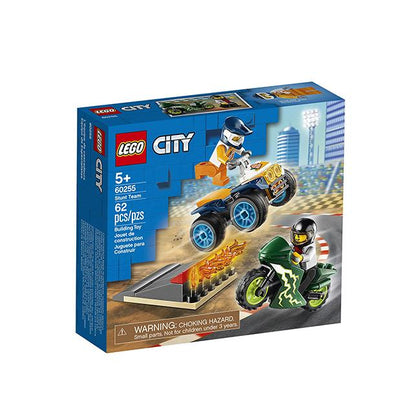 LEGO City Stunt Team 60255