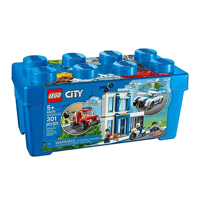 Lego City Police Brick Box 60270