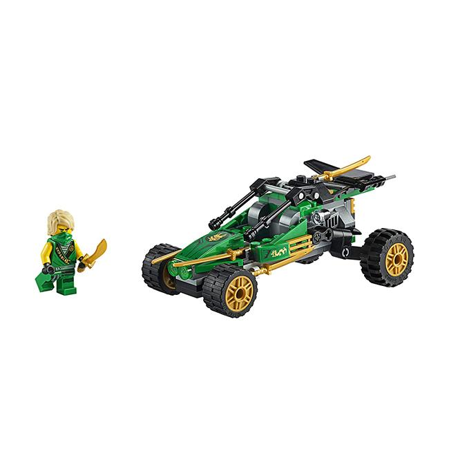 LEGO Ninjago Legacy Jungle Raider 71700