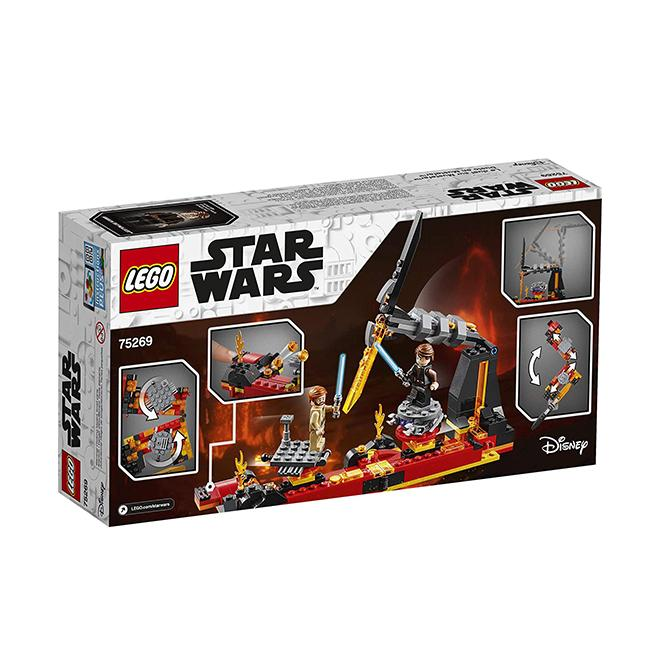Lego Star Wars : Revenge of the Sith Duel on Mustafar 75269
