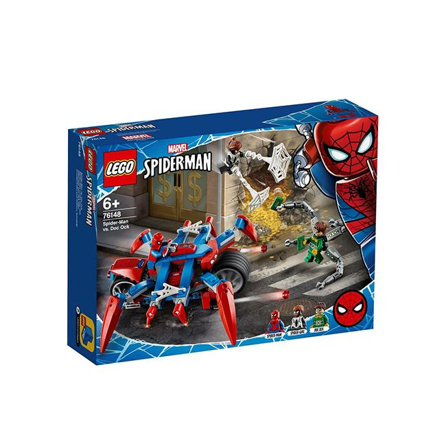 Lego Marvel Spider-Man vs. Doc Ock 76148