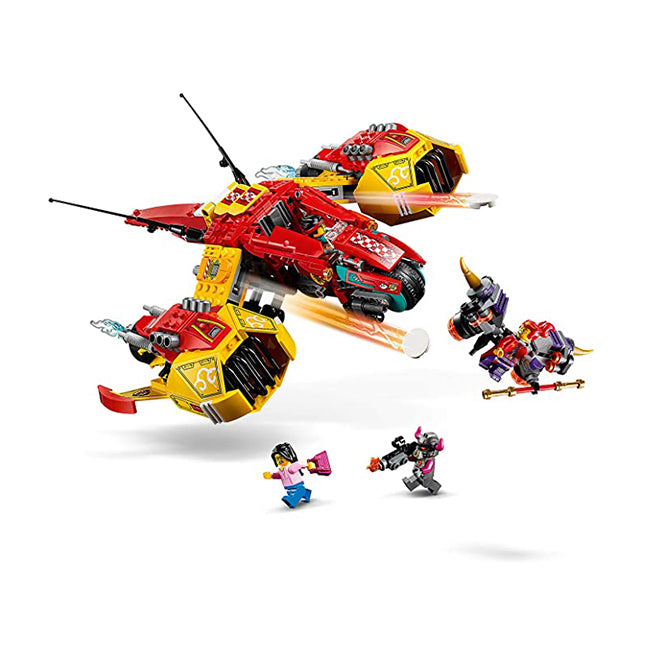 Lego Monkie Kid Monkie Kid's Cloud Jet 80008