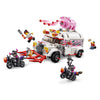 Lego Monkie Kid Pigsy's Food Truck 80009