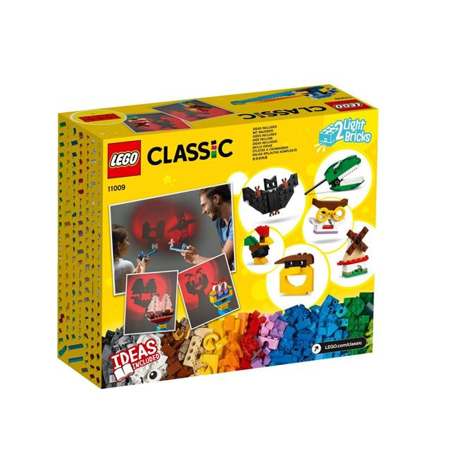 Lego Classic Bricks and Lights 11009