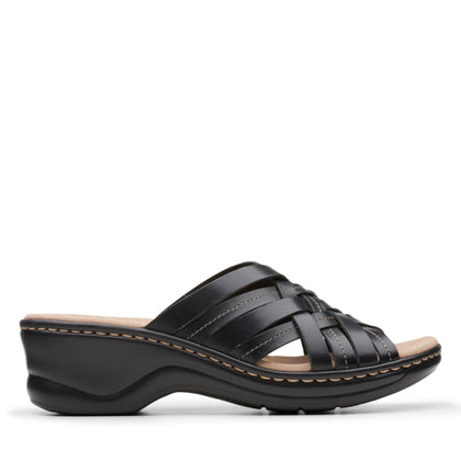 Clarks Collection Lexi Selina Black Leather