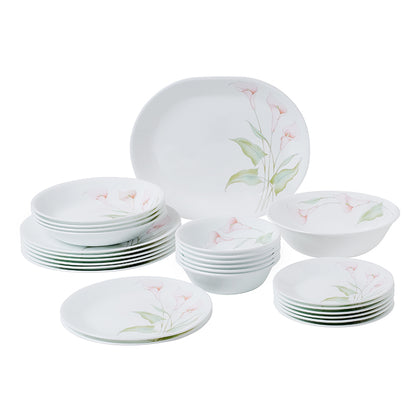 Corelle 26pc Dinner Set - Lilyville
