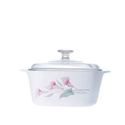 CorningWare 5L Covered Casserole - Lilyville
