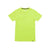 Ashford Quick Dry Sports Wear Short-Sleeved Round Neck Tee - Lime