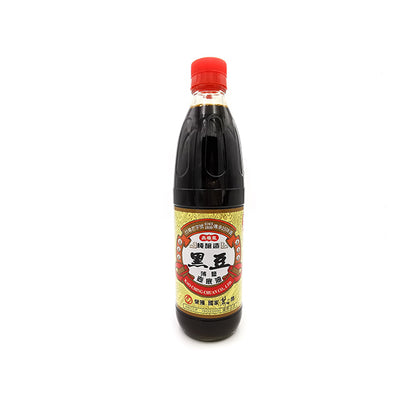 Kao Ching Chuan Low Sodium Black Bean Soy Sauce 540ml