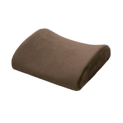 Ortho Living Memory Foam Lumbar Support Cushion - Dark Brown