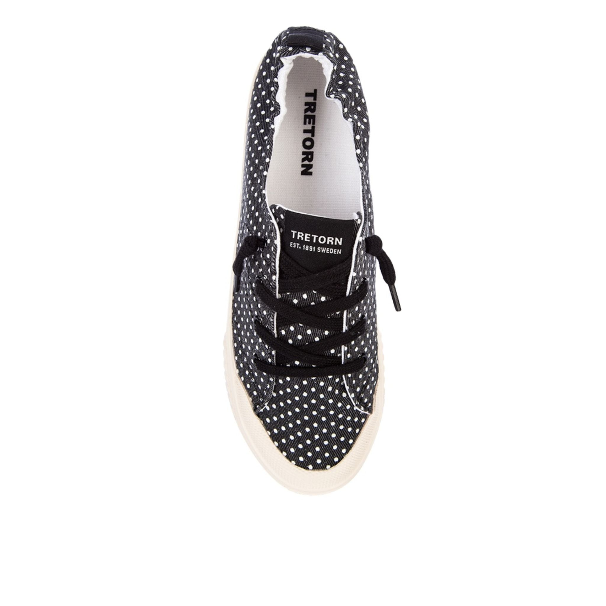 Tretorn Meg Dot (Women) - Black