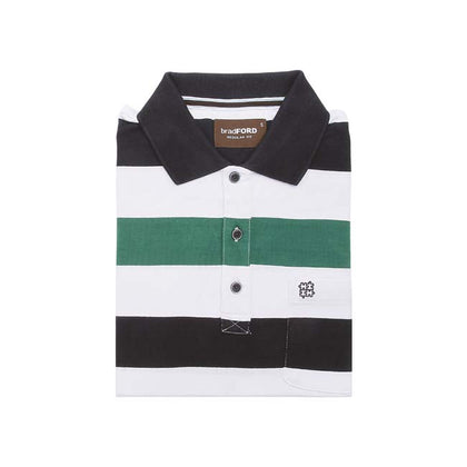Bradford 100% Cotton Short-Sleeved Polo