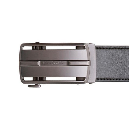 Pierre Cardin Auto Lock Leather Belt