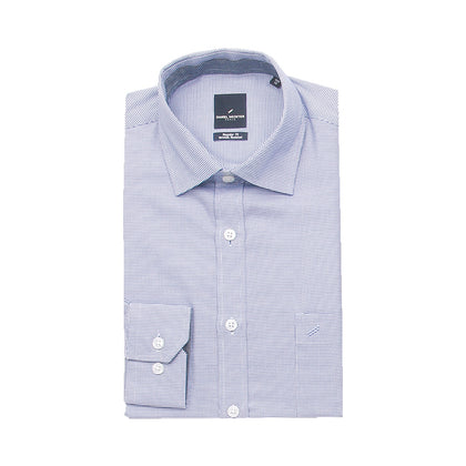 Daniel Hechter Long-Sleeved Shirt - Blue