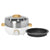 Mistral Multi Functional Electric hot Pot with Grill