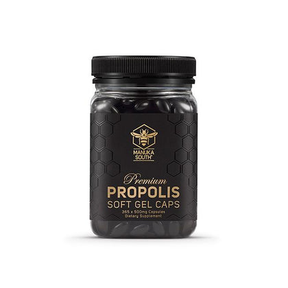 Manuka South Propolis 500mg 365cap