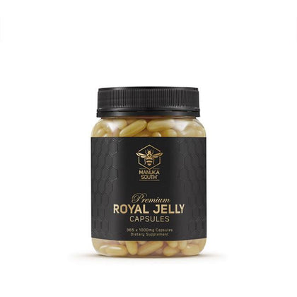 Manuka South Royal Jelly 1000mg 365's