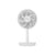 "Mistral 6"" USB Rechargeable Mini Table Fan"