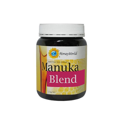 HoneyWorld Manuka Blend 1kg