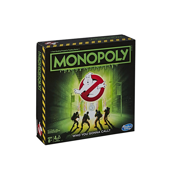 Hasbro Monopoly Ghostbusters