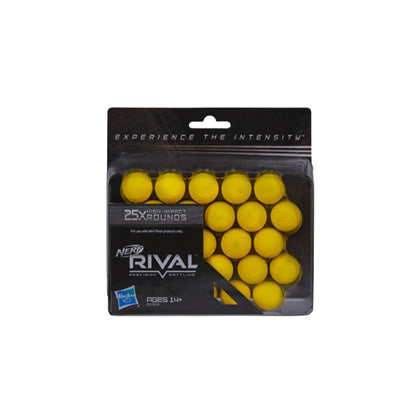 Hasbro Nerf Rival 25 Rounds Refill