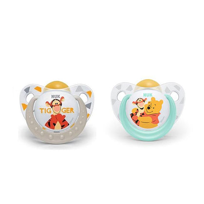Nuk Disney Latex Soother 6-18Mths