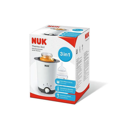 Nuk 3-In-1 Thermo Bottle Warmer