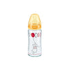 Nuk Disney Glass Bottle 240ml (0-6Mths)