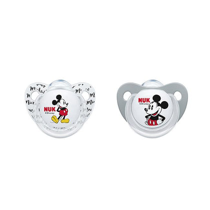 Nuk Mickey Silicone Soother S2