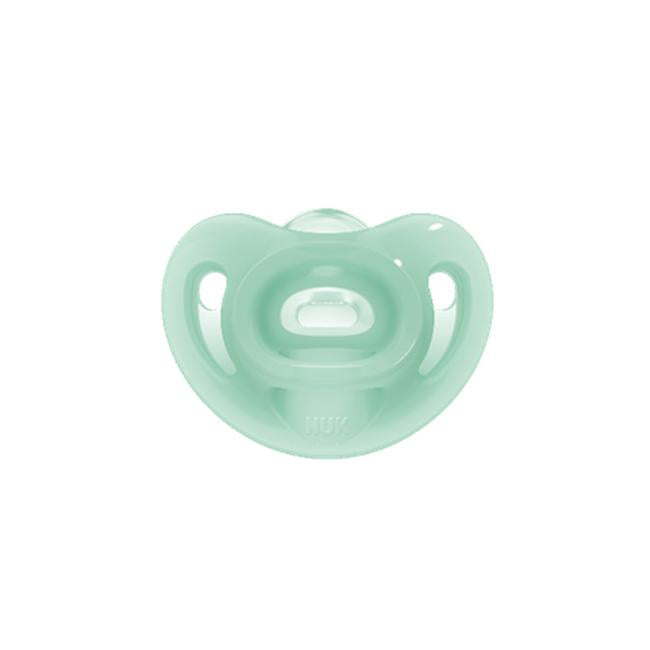 Nuk Sensitive Silicone Soother (6-18M)