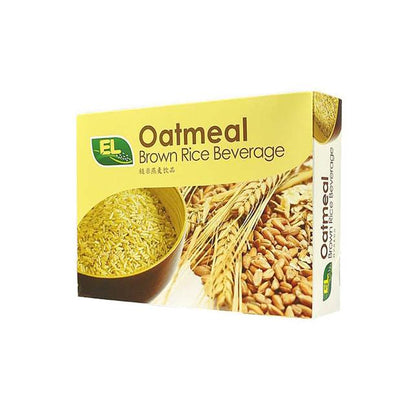 EL Oatmeal Brown Rice Beverage