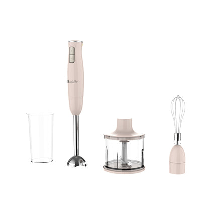 Odette Multifunctional Handheld Blender - Pink