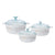 Corningware 6-pc Round Casserole Set - Silver Crown