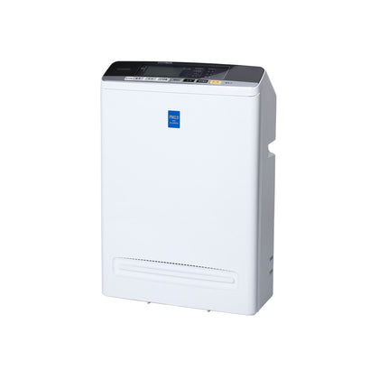 Iris Ohyama Air Purifier PMMS-DC200 PM2.5 & AQI Expression of Concentration - White