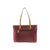Pierre Cardin Premium Medium Tote Bag - Wine