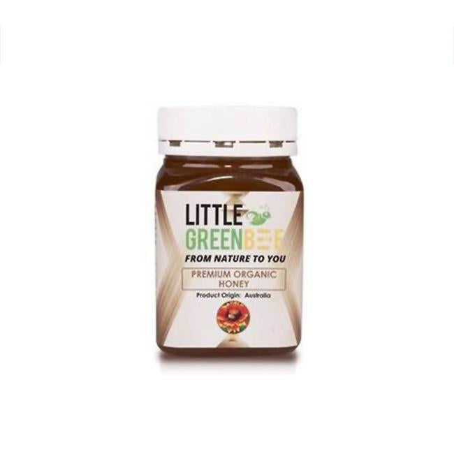 Little Green Bee Premium Organic Honey