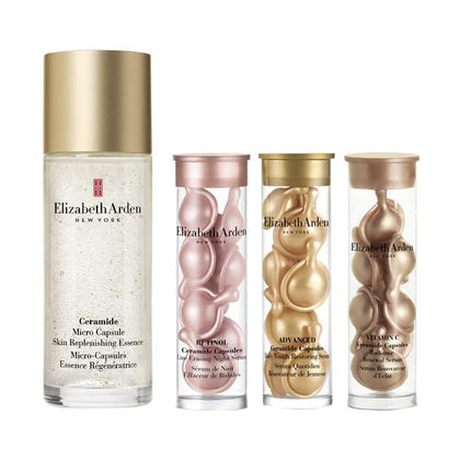 Elizabeth Arden Ceramide Micro Capsule Skin Replenishing Essence Value Set